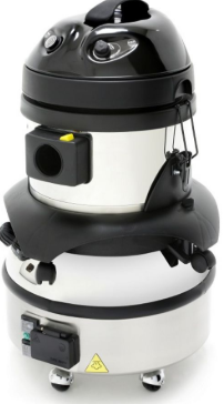 Use a Tecnovap Steam Machine to make commercial kitchen cleaning and bathroom cleaning a breeze